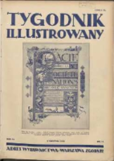 Tygodnik Illustrowany 1933.04.02 R.74 Nr14
