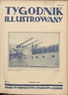 Tygodnik Illustrowany 1933.04.09 R.74 Nr15