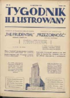 Tygodnik Illustrowany 1933.04.16 R.74 Nr16