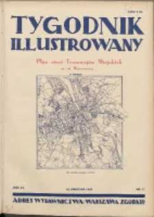 Tygodnik Illustrowany 1933.04.23 R.74 Nr17
