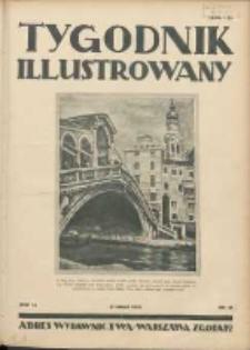 Tygodnik Illustrowany 1933.05.21 R.74 Nr21
