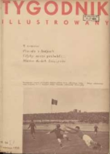 Tygodnik Illustrowany 1933.06.11 R.74 Nr24