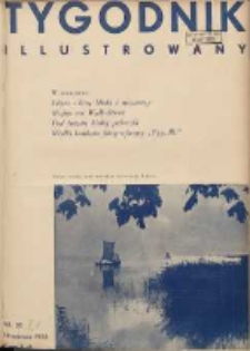 Tygodnik Illustrowany 1933.06.18 R.74 Nr25