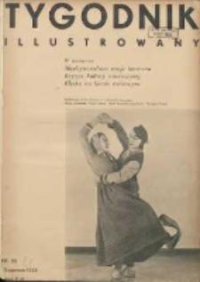 Tygodnik Illustrowany 1933.06.25 R.74 Nr26