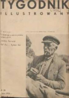 Tygodnik Illustrowany 1933.07.09 R.74 Nr28