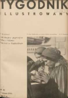 Tygodnik Illustrowany 1933.08.17 R.74 Nr35