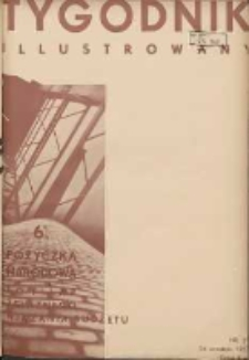 Tygodnik Illustrowany 1933.09.24 R.74 Nr39