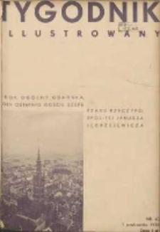 Tygodnik Illustrowany 1933.10.01 R.74 Nr40
