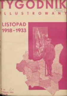 Tygodnik Illustrowany 1933.11.12 R.74 Nr46