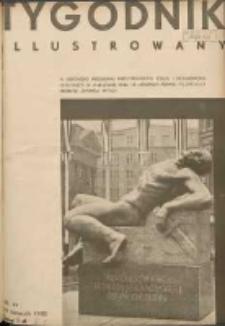 Tygodnik Illustrowany 1933.11.19 R.74 Nr47