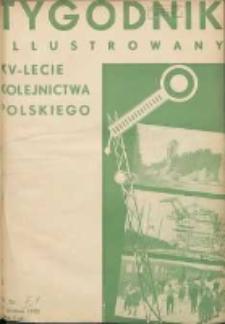 Tygodnik Illustrowany 1933.12.10 R.74 Nr50