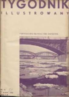 Tygodnik Illustrowany 1933.12.17 R.74 Nr51