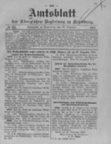 Amtsblatt der Königlichen Preussischen Regierung zu Bromberg. 1912.12.19 No.51