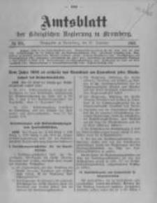 Amtsblatt der Königlichen Preussischen Regierung zu Bromberg. 1912.12.27 No.52
