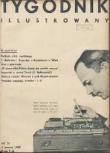 Tygodnik Illustrowany 1935.08.04 R.76 Nr31