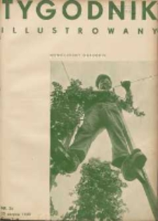 Tygodnik Illustrowany 1935.08.25 R.76 Nr34