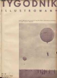 Tygodnik Illustrowany 1935.09.22 R.76 Nr38