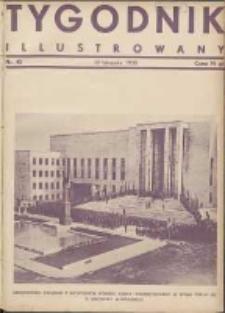 Tygodnik Illustrowany 1935.11.10 R.76 Nr45