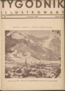 Tygodnik Illustrowany 1935.12.15 R.76 Nr50