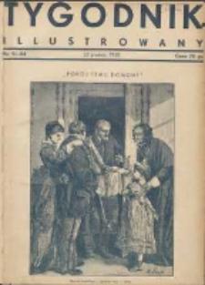 Tygodnik Illustrowany 1935.12.22 R.76 Nr51/52