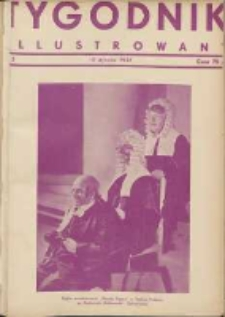Tygodnik Illustrowany 1937.01.10 R.78 Nr2