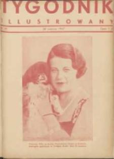 Tygodnik Illustrowany 1937.06.27 R.78 Nr25