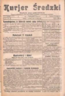 Kurjer Średzki: niezależne pismo polsko-katolickie: organ publikacyjny dla wszystkich urzędów w powiecie średzkim 1932.03.17 R.2 Nr31