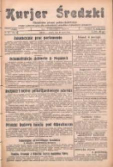 Kurjer Średzki: niezależne pismo polsko-katolickie: organ publikacyjny dla wszystkich urzędów w powiecie średzkim 1932.03.22 R.2 Nr33