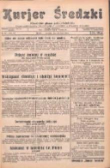 Kurjer Średzki: niezależne pismo polsko-katolickie: organ publikacyjny dla wszystkich urzędów w powiecie średzkim 1932.03.24 R.2 Nr34