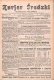 Kurjer Średzki: niezależne pismo polsko-katolickie: organ publikacyjny dla wszystkich urzędów w powiecie średzkim 1932.04.28 R.2 Nr48