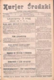 Kurjer Średzki: niezależne pismo polsko-katolickie: organ publikacyjny dla wszystkich urzędów w powiecie średzkim 1932.04.30 R.2 Nr49