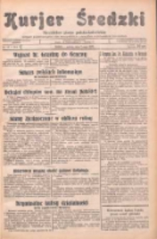 Kurjer Średzki: niezależne pismo polsko-katolickie: organ publikacyjny dla wszystkich urzędów w powiecie średzkim 1932.05.07 R.2 Nr52