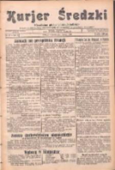 Kurjer Średzki: niezależne pismo polsko-katolickie: organ publikacyjny dla wszystkich urzędów w powiecie średzkim 1932.05.10 R.2 Nr53