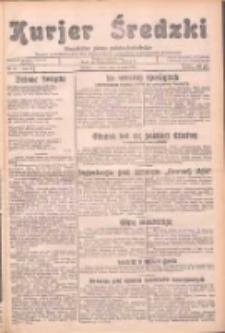 Kurjer Średzki: niezależne pismo polsko-katolickie: organ publikacyjny dla wszystkich urzędów w powiecie średzkim 1932.05.14 R.2 Nr55