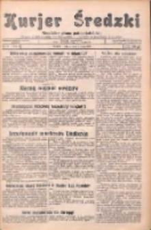 Kurjer Średzki: niezależne pismo polsko-katolickie: organ publikacyjny dla wszystkich urzędów w powiecie średzkim 1932.05.21 R.2 Nr57