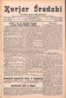 Kurjer Średzki: niezależne pismo polsko-katolickie: organ publikacyjny dla wszystkich urzędów w powiecie średzkim 1932.05.26 R.2 Nr59