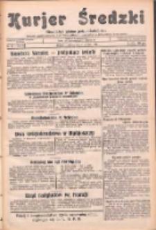 Kurjer Średzki: niezależne pismo polsko-katolickie: organ publikacyjny dla wszystkich urzędów w powiecie średzkim 1932.06.04 R.2 Nr63