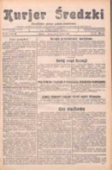 Kurjer Średzki: niezależne pismo polsko-katolickie: organ publikacyjny dla wszystkich urzędów w powiecie średzkim 1932.06.07 R.2 Nr64
