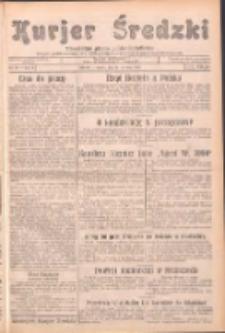 Kurjer Średzki: niezależne pismo polsko-katolickie: organ publikacyjny dla wszystkich urzędów w powiecie średzkim 1932.06.11 R.2 Nr66