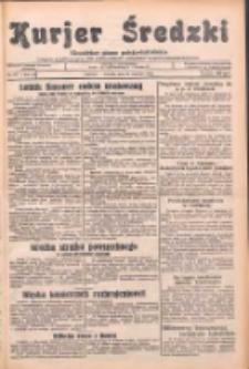 Kurjer Średzki: niezależne pismo polsko-katolickie: organ publikacyjny dla wszystkich urzędów w powiecie średzkim 1932.06.14 R.2 Nr67