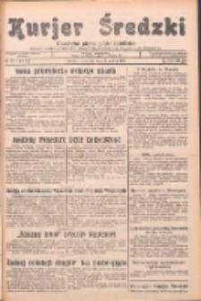 Kurjer Średzki: niezależne pismo polsko-katolickie: organ publikacyjny dla wszystkich urzędów w powiecie średzkim 1932.06.23 R.2 Nr71