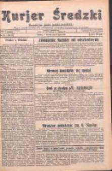Kurjer Średzki: niezależne pismo polsko-katolickie: organ publikacyjny dla wszystkich urzędów w powiecie średzkim 1932.07.05 R.2 Nr75