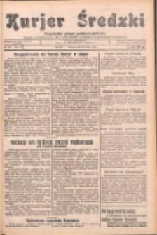 Kurjer Średzki: niezależne pismo polsko-katolickie: organ publikacyjny dla wszystkich urzędów w powiecie średzkim 1932.07.26 R.2 Nr84