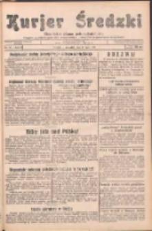 Kurjer Średzki: niezależne pismo polsko-katolickie: organ publikacyjny dla wszystkich urzędów w powiecie średzkim 1932.07.28 R.2 Nr85