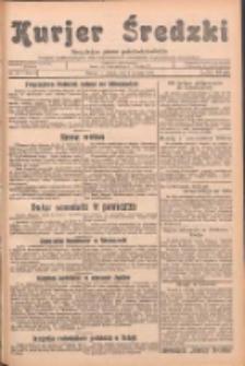 Kurjer Średzki: niezależne pismo polsko-katolickie: organ publikacyjny dla wszystkich urzędów w powiecie średzkim 1932.08.06 R.2 Nr89