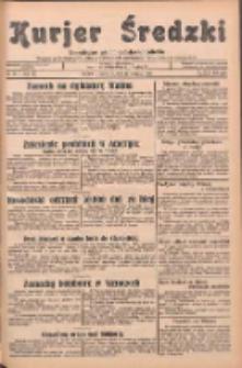 Kurjer Średzki: niezależne pismo polsko-katolickie: organ publikacyjny dla wszystkich urzędów w powiecie średzkim 1932.08.11 R.2 Nr91