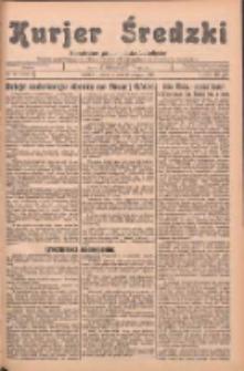 Kurjer Średzki: niezależne pismo polsko-katolickie: organ publikacyjny dla wszystkich urzędów w powiecie średzkim 1932.08.18 R.2 Nr93