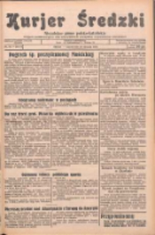 Kurjer Średzki: niezależne pismo polsko-katolickie: organ publikacyjny dla wszystkich urzędów w powiecie średzkim 1932.08.23 R.2 Nr95