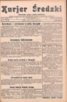 Kurjer Średzki: niezależne pismo polsko-katolickie: organ publikacyjny dla wszystkich urzędów w powiecie średzkim 1932.08.27 R.2 Nr97