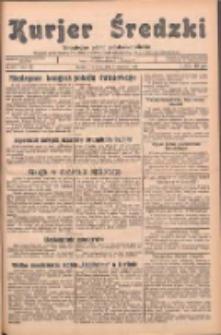 Kurjer Średzki: niezależne pismo polsko-katolickie: organ publikacyjny dla wszystkich urzędów w powiecie średzkim 1932.09.06 R.2 Nr101